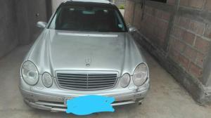 Mercedes e320 avenda em peças
