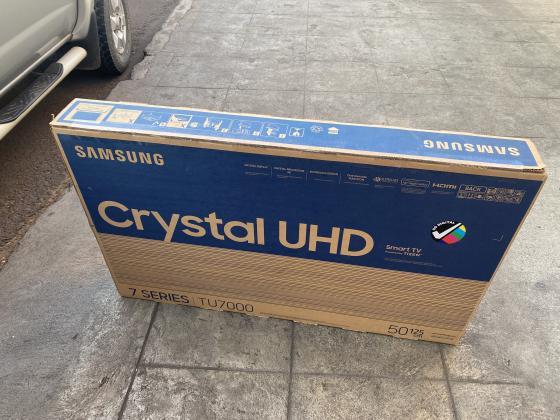 "Tv Samsung 55"" TU7000 Crystal UHD modelo 2020( smart tv 4K )"