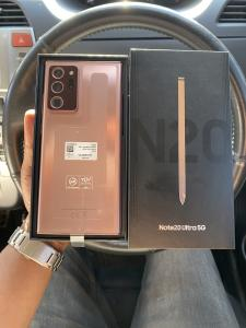 Samsung NOTE 20 ULTRA duos  256gb