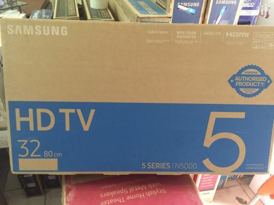 Tv Samsung 32 Polegadas UA32N500 FHD Seladas