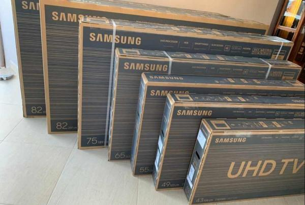 Tvs Samsung Originais 32 a 75 Polegadas Seladas