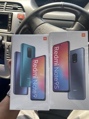 Xiaomi Redmi Note 9 64gb / selado