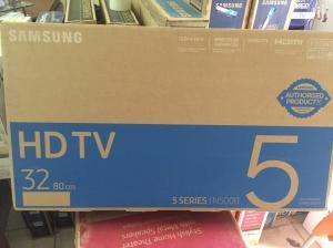 Tv Samsung 32 Polegadas UA32N5000 FHD+ Suporte de Parede Seladas