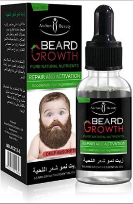 Ativador de Crescimento de Barba