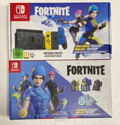 Nintendo switch / Nintendo switch fortnite