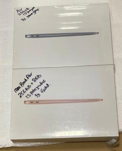 MacBook Air 13inch 256gb/8Gb 2020Modelo