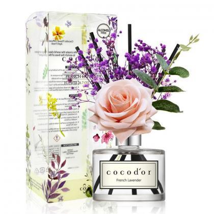 200 ml - Ambientador lindo, cheiroso e cheio de estilo, a melhor opção do mercado! Perfume o seu ambiente (Apartamento, Hotel, Loja, Casa, Escritório)