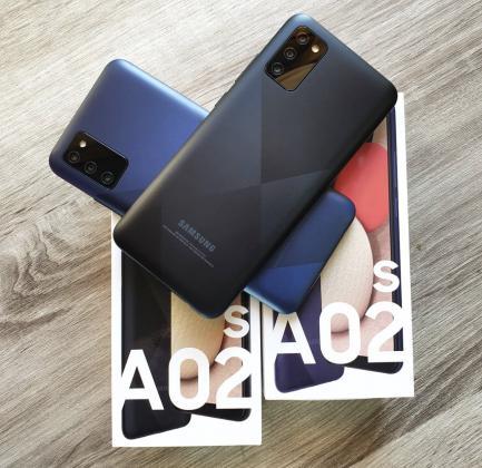 Samsung A02s 64gb ( dual sim ) selado