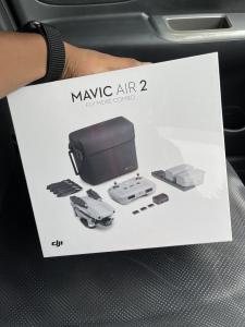 Drone Dji MAVIC AIR 2 Fly more combo ( selado )
