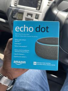 Amazon Echo Dot (selado)