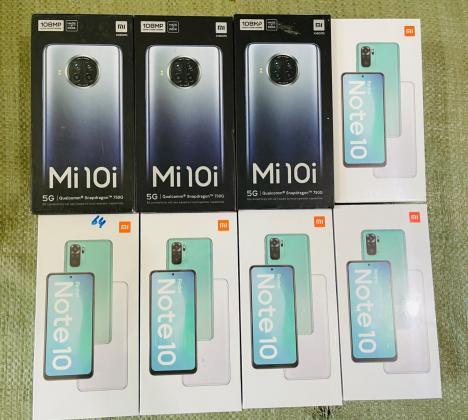 Xiaomi Mi 10i 128gb 5G selado