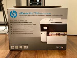 Impressora HP 7740