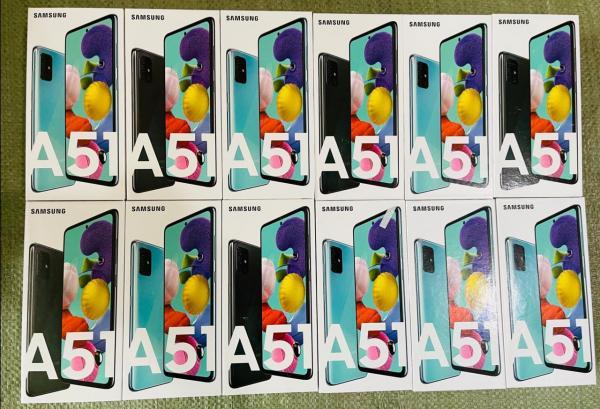 Samsung Galaxy A51 DUOS 128GB+6GB Selados Entregase e Garantias