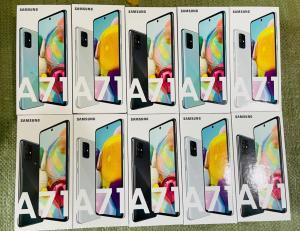 Samsung Galaxy A71 DUOS 128GB+8GB Selados
