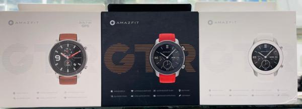 AmazFit GTR 42mm ( relógio inteligente)