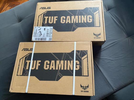 ASUS TUF Gaming FX505D 15.6