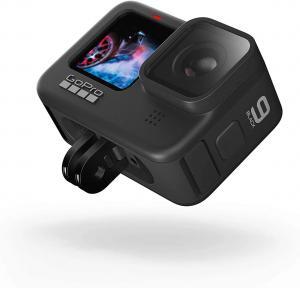 - GoPro HERO9 Black Waterproof Camera with Front LCD