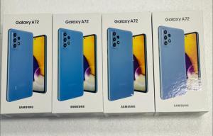 Samsung A72 128gb na caixa selado