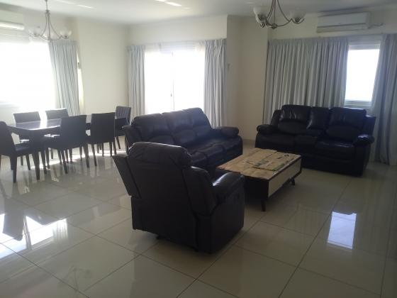 For rente T3 Furnished in Torre Azul /Polana