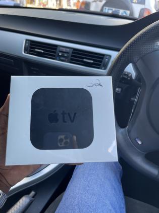 Apple TV 4K 32gb ( selado )