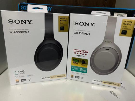 Headphones Sony WH-1000XM4
