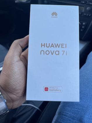 Huawei Nova 7i  128gb+8gb na caixa selado