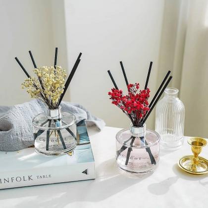 Ambientador (200 ml) Lindo, Cheiroso e Decorativo, a melhor opção do mercado! Perfume o seu ambiente (Apartamento, Hotel, Loja, Casa, Escritório)
