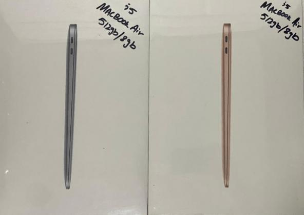 "MacBook Air 2020 i3 256gb 8gb 13.3"" [ selado ]"