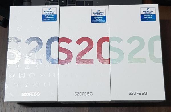 Samsung S20FE 5G 256gb