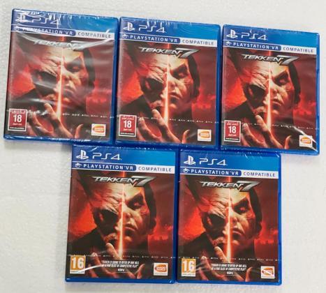 GTA 5 : jogos de Ps4 selados