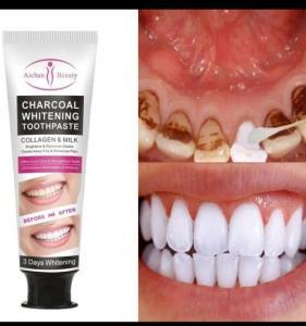 Creme dental  Branqueador e restaurador