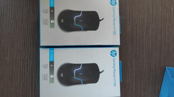 Teclados , Mouses HP e Dell