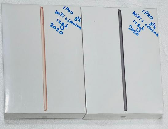 iPad 8th generation 32gb wifi+celular