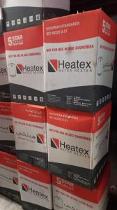 Termo Acomulador Heatex Novos Selados
