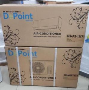 Ar condicionado depoint 12000btu Novos Selados