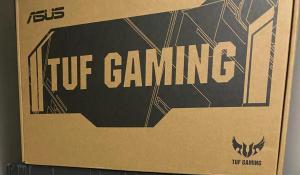 Asus Tuf Gaming FX505G Core i7 9TH Gen 16GB Ram 512GB SSD GTX 1650 4GB 15.6