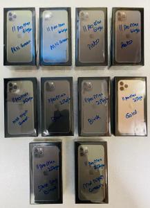 iPhone 11 PRO MAX 64gb selado
