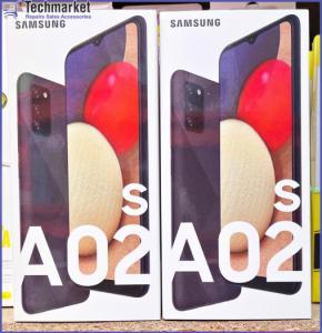 Samsung Galaxy A02S 64GB+4GB Duos Selados