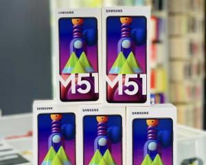 Samsung Galaxy M51 128GB Duos Selados