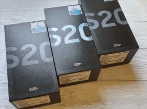 Samsung Galaxy S20 Plus Duos Selados