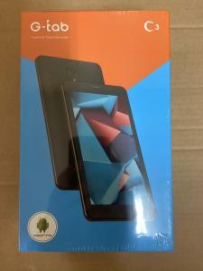 Tablet :   G-Tab C3  16Gb+1Gb dual sim