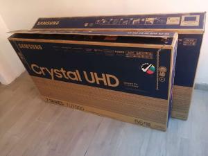 """Tv Samsung 55"""" Crystal UHD Smart (TU7000) na caixa selada"""